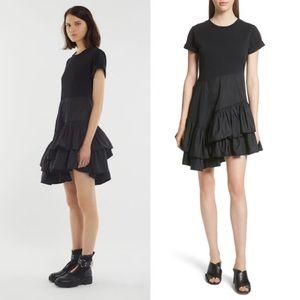NWT 3.1 PHILLIP LIM Flamenco T-Shirt Dress- Large